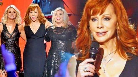 Reba McEntire, Miranda Lambert, Kelly Clarkson Dazzle at American Country Countdown Awards (WATCH) | Country Music Videos