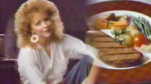 Reba McEntire in Beef Promo (1988) (VIDEO) | Country Music Videos