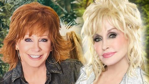 Dolly Parton's 'Hard Candy Christmas' Finds Its Way Onto Reba McEntire's New Album | Country Music Videos