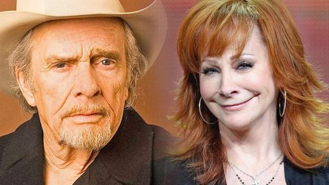 Reba McEntire Reveals Why She Was Scared To Meet Merle Haggard | Country Music Videos