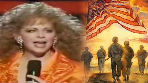 Reba McEntire – America the Beautiful and God Bless America (WATCH) | Country Music Videos