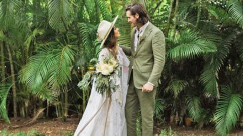 Duck Dynasty's Rebecca Robertson Debuts Stunning Wedding Video   Country Music Videos