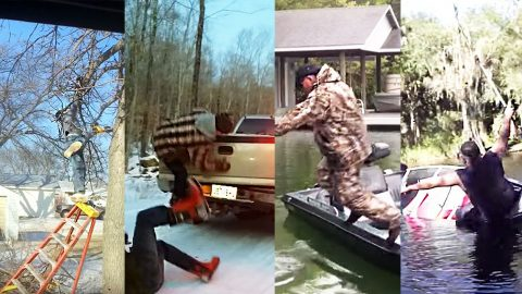 String Of Redneck Fail Videos Will Have You Roaring With Laughter | Country Music Videos