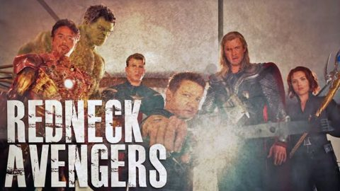 Redneck Avengers – A Hilarious Bad Lip Reading Of Marvel's The Avengers   Country Music Videos