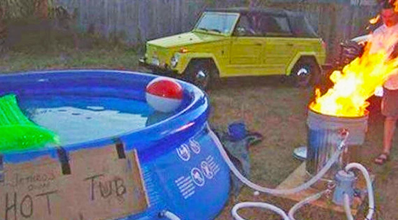 Top 15 Brilliant Redneck Inventions That You Ll Race To
