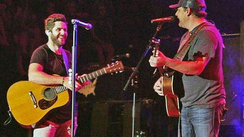 Rhett Akins Invites Teenage Son Thomas Rhett Onstage For Duet Of 'Kiss My Country Ass' | Country Music Videos