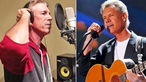Randy Travis' Brother Stuns With Heart-Wrenching Song He Wrote For Him   Country Music Videos