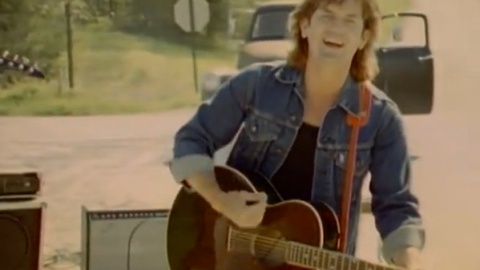 Rodney Crowell – I Couldn't Leave You If I Tried | Country Music Videos