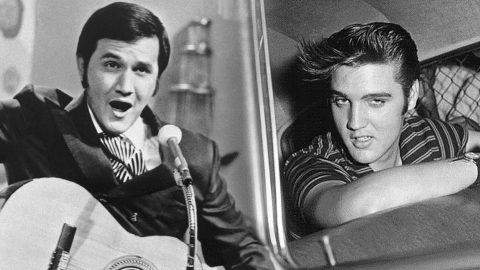 Roger Miller's Son Recalls His Dad's Meeting With Elvis On Sunset Boulevard | Country Music Videos