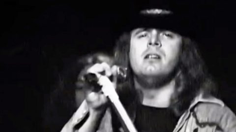 Takin' It Back To The Day Skynyrd Brought The Heat To Winterland With 'Cry For The Bad Man' | Country Music Videos