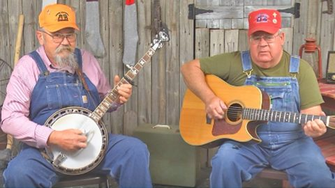 Hillbilly Brothers Sing Hysterical Song About A Rooster Who Saved The Day   Country Music Videos