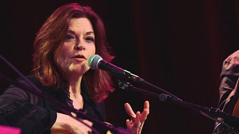 Rosanne Cash Vows To Delete Facebook – But Why? | Country Music Videos