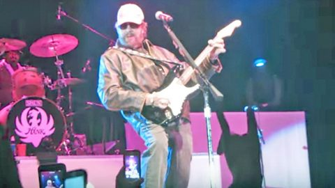 Spice Up Your Life With Hank Jr.'s Explosive Performance Of 'All My Rowdy Friends'   Country Music Videos