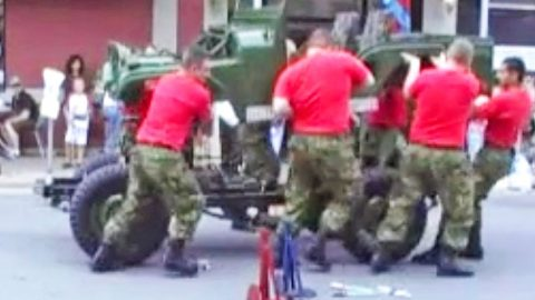 Soldiers Tear Apart An ENTIRE Jeep. What Happens Next Will Make Your Jaw Drop! | Country Music Videos