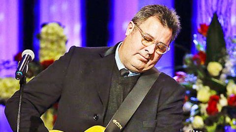 Vince Gill Opens Up About The Pain Of Writing 'Go Rest High On That Mountain' | Country Music Videos