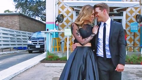 Sadie Robertson And Ex-Boyfriend Star In ROMANTIC Ad For Clothing ...