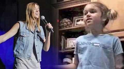 10 Years Before Duck Dynasty, Sadie Robertson Spreads The Word Of God In Most Adorable Way | Country Music Videos
