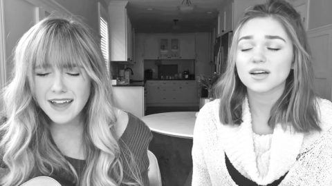 Sadie Robertson And Friend Perform Heavenly Worship Song In Perfect Harmony | Country Music Videos