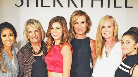Robertson Family Supports Sadie At New York Fashion Week | Country Music Videos