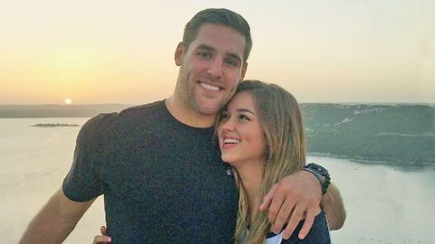 Sadie Robertson And New Boyfriend Get Affectionate During Texas Visit   Country Music Videos