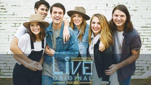 Sadie Robertson Announces 'Live Original' Tour Dates   Country Music Videos
