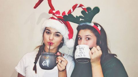 Sadie Robertson Reveals 'Duck Dynasty' Family Christmas Traditions | Country Music Videos