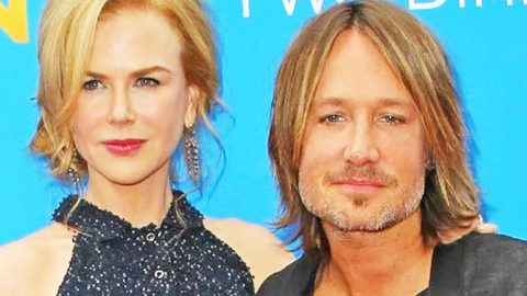 Keith Urban 'Came Out Weeping' After Watching A Heartbreaking Nicole Kidman   Country Music Videos