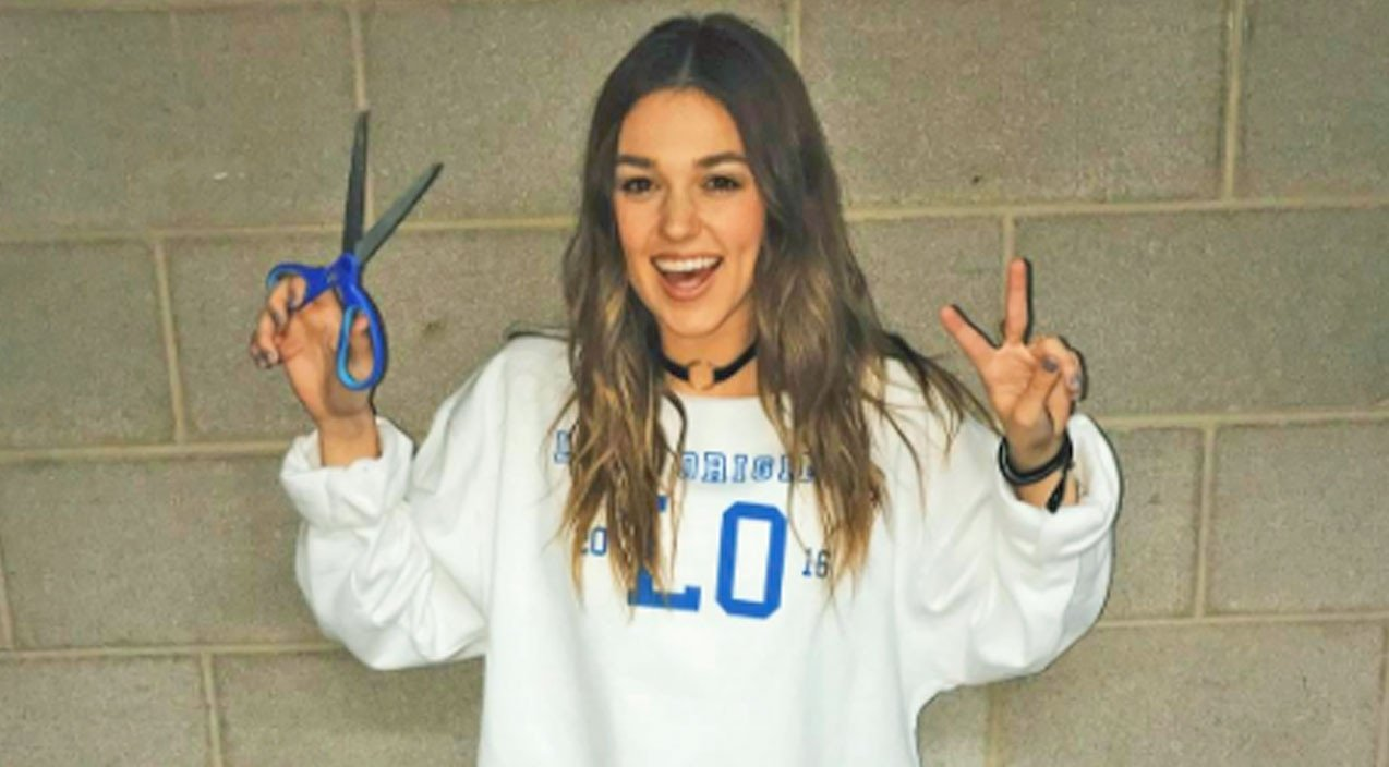 Sadie Robertson Debuts New Hair Style That Has Fans In A