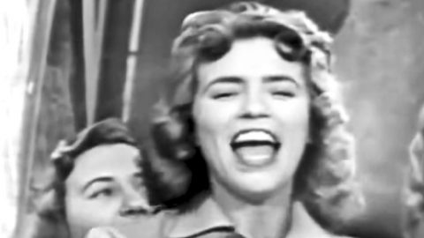 Watch A Young June Carter Get Sassy In Over-The-Top Performance Of Chuck Berry Classic | Country Music Videos