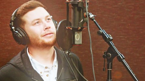 Scotty McCreery Leads Cast Of Country Stars In Inspirational Cover Of 'Angels Among Us'   Country Music Videos