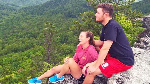 Scotty McCreery Shares Photos With Girlfriend That Have Fans On The Edge Of Their Seats   Country Music Videos