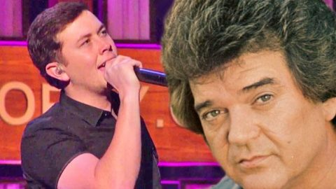 """Scotty McCreery Stuns at the Opry, Singing Conway Twitty's """"Hello Darlin'"""" 