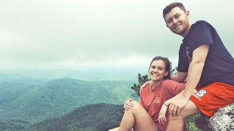 Finally! Scotty McCreery Opens Up About His Longtime Girlfriend, Gabi | Country Music Videos