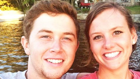 Scotty McCreery Gushes About His Girlfriend's MAJOR Accomplishment   Country Music Videos