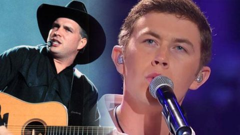 """Scotty McCreery – """"The Dance""""   Live at the Grand Ole Opry (WATCH)   Country Music Videos"""