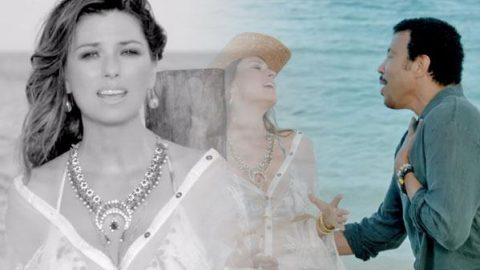 Shania Twain and Lionel Richie – Endless Love (WATCH) | Country Music Videos