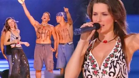 Shania Twain – In My Car (I'll Be The Driver) (LIVE) (WATCH) | Country Music Videos