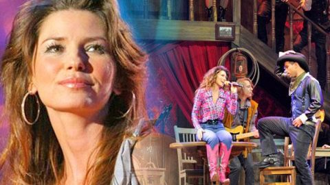 Shania Twain Whose Bed Have Your Boots Been Under Live