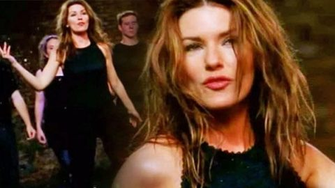 Shania Twain – Don't Be Stupid (VIDEO) | Country Music Videos