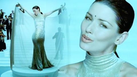 Shania Twain – From This Moment On (WATCH) | Country Music Videos