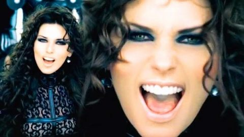 Shania Twain – I'm Gonna Getcha Good! (Red Picture Version) (WATCH) | Country Music Videos