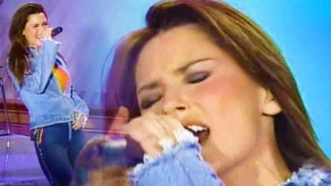 Shania Twain – She's Not Just a Pretty Face (LIVE on Oprah) | Country Music Videos