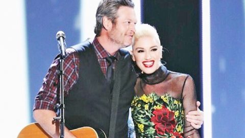 Gwen Stefani Says Blake Shelton's 'Sexiness' Is Rubbing Off On Her In Hilarious Video   Country Music Videos