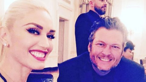 Blake Shelton Stars In Gwen Stefani's Instagram Story & It's The Cutest Thing Ever | Country Music Videos