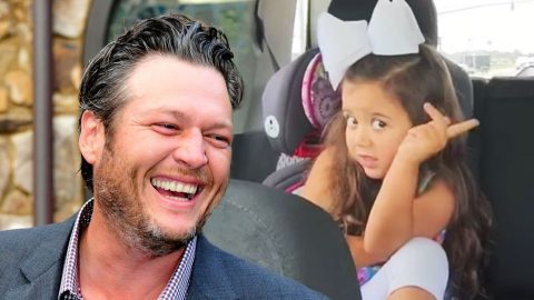 Adorable 5-Year-Old Gets Ultra Sassy In Hilarious Blake Shelton Cover | Country Music Videos