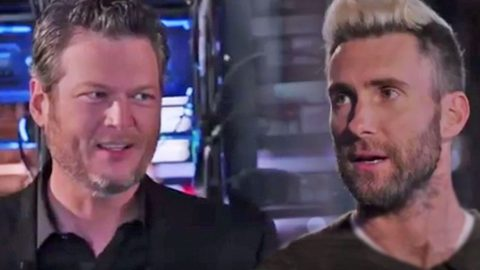 Blake Shelton & Adam Levine Discuss Everything They Hate About Each Other   Country Music Videos