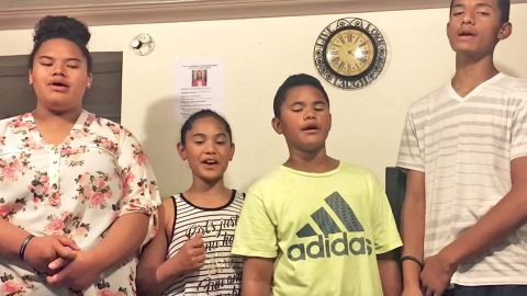 Talented Siblings Will Blow You Away With Their Cover Of 'Tennessee Whiskey' | Country Music Videos