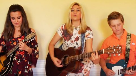 Talented Siblings Stun With Spot-On Classic Country Medley   Country Music Videos