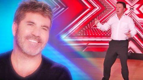 Simon Cowell Falls In Love With Man's Elvis Cover In Most Awkward Audition Ever | Country Music Videos