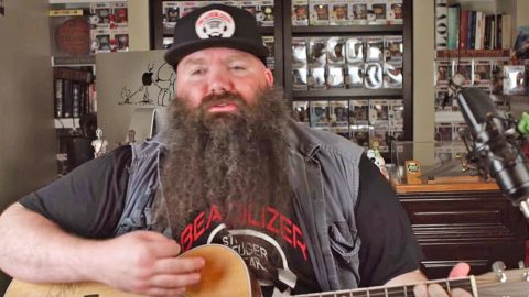 Southern Man Bleeds Raw Talent In Stripped-Down Cover Of Skynyrd's 'Simple Man' | Country Music Videos